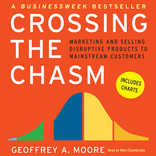 Crossing the Chasm, Geoffrey Moore