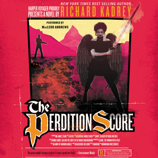 The Perdition Score, Richard Kadrey