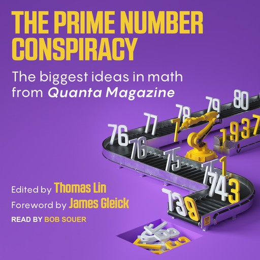 The Prime Number Conspiracy, James Gleick, Thomas Lin