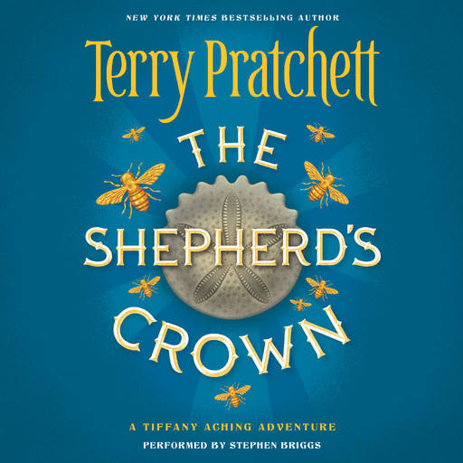 The Shepherd's Crown, Terry David John Pratchett