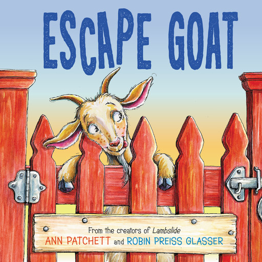 Escape Goat, Ann Patchett