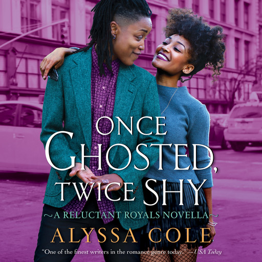 Once Ghosted, Twice Shy, Alyssa Cole