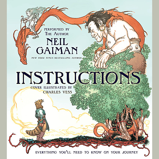 Instructions, Neil Gaiman