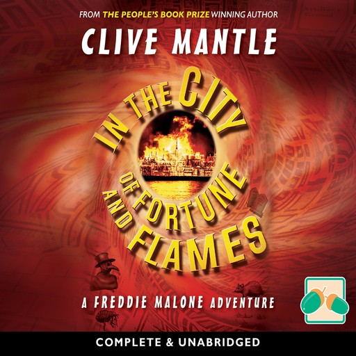 In the City of Fortune and Flames, Clive Mantle