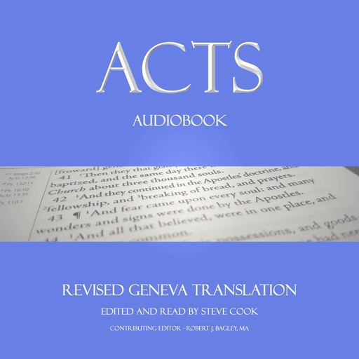 Acts Audiobook: From The Revised Geneva Translation, Various