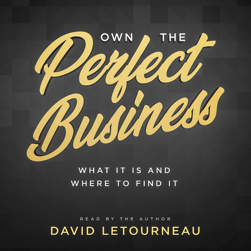 Own the Perfect Business, David Letourneau