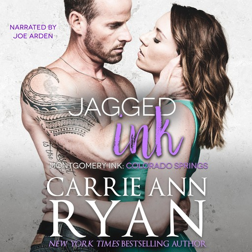 Jagged Ink, Carrie Ryan