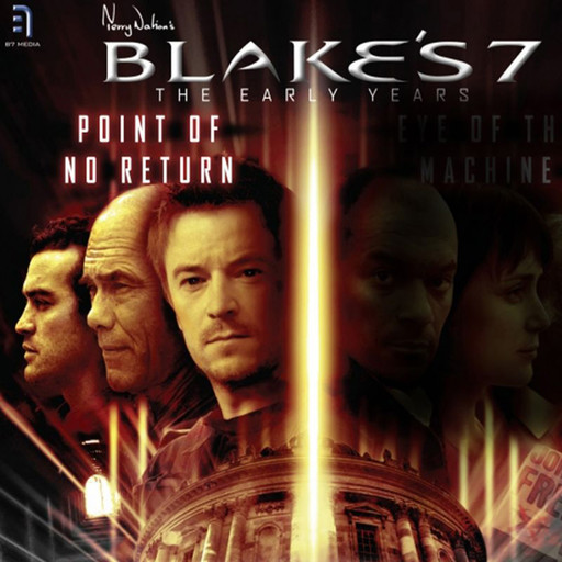 Blake's 7: Travis - Point of No Return, James Swallow