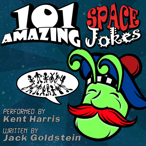 101 Amazing Space Jokes, Jack Goldstein, Jimmy Russell