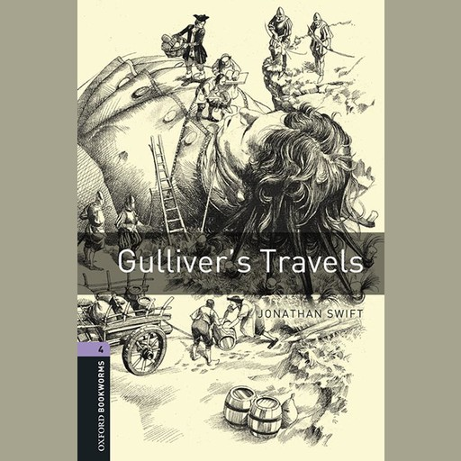 Gulliver's Travels, Jonathan Swift, Clare West