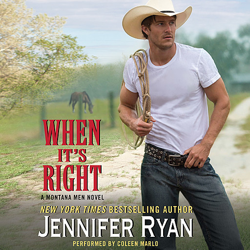 When It's Right, Jennifer Ryan