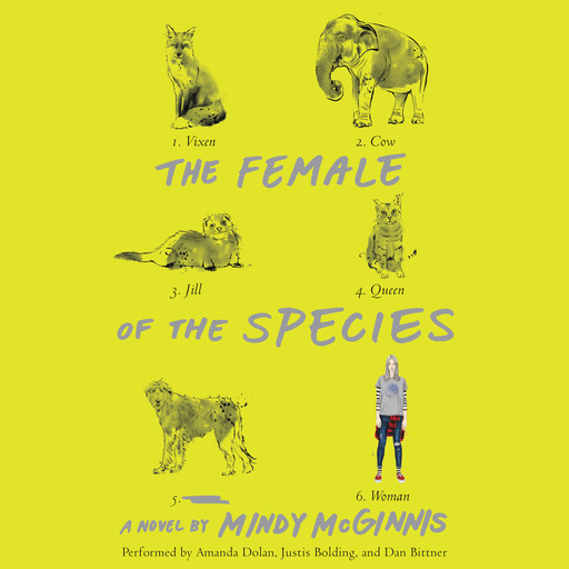 The Female of the Species, Mindy McGinnis