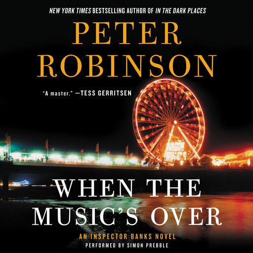 When the Music's Over, Peter Robinson