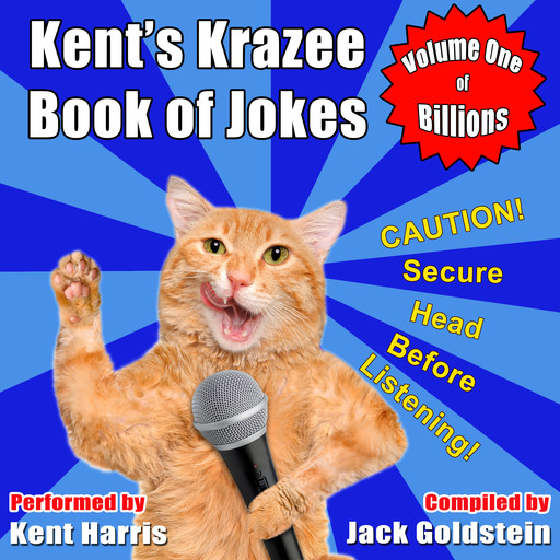 Kent's Krazee Book of Jokes - Volume 1, Jack Goldstein