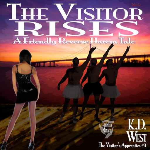 The Visitor Rises, K.D.West