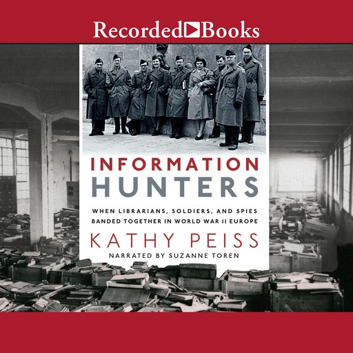 Information Hunters, Kathy Peiss