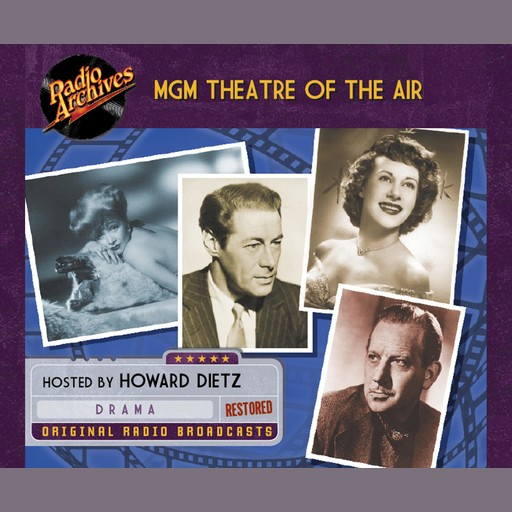 MGM Theatre of the Air, e-AudioProductions. com, WMGM Radio