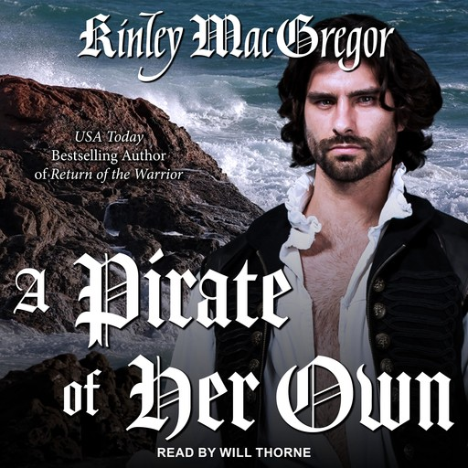 A Pirate of Her Own, Kinley MacGregor