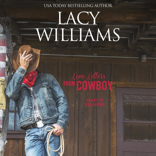 Love Letters from Cowboy, Lacy Williams