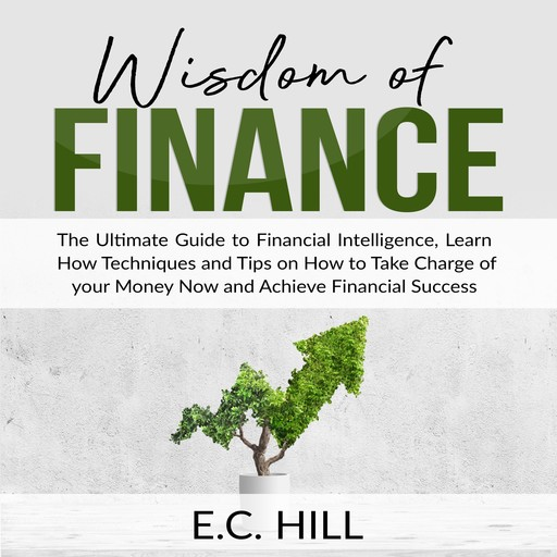 Wisdom of Finance: The Ultimate Guide to Financial Intelligence, Learn How Techniques and Tips on How to Take Charge of your Money Now and Achieve Financial Success, E.C. Hill