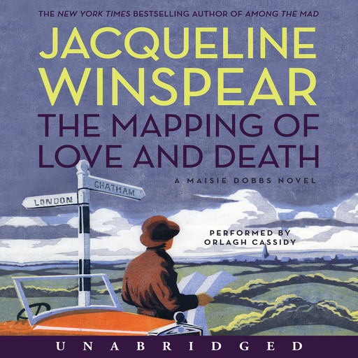 The Mapping of Love and Death, Jacqueline Winspear