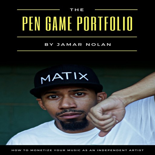 The Pen Game Portfolio, Jamar Nolan