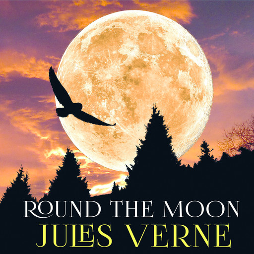 Round the Moon, Jules Verne