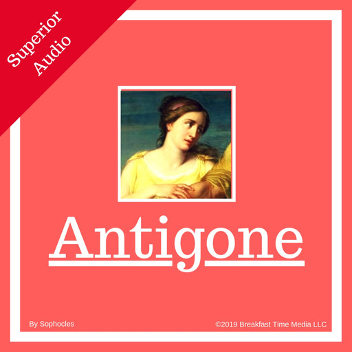 Antigone [unabridged], Sophocles