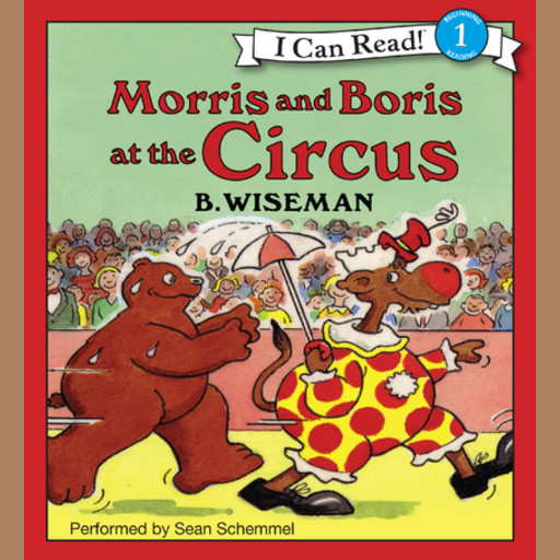 Morris and Boris at the Circus, Wiseman