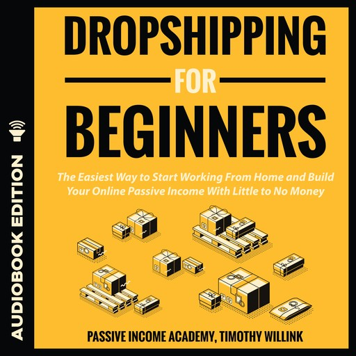 Dropshipping for Beginners, Timothy Willink