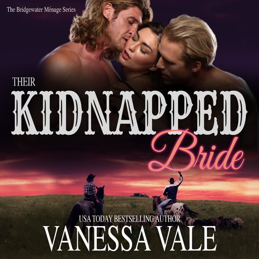 Their Kidnapped Bride, Vanessa Vale