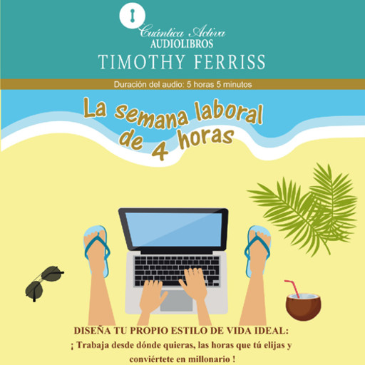 The 4-hour workweek / La semana laboral de 4 horas, Timothy Ferriss
