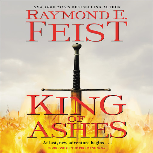 King of Ashes, Raymond Feist