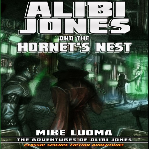 Alibi Jones and the Hornet's Nest, Michael, Mike Luoma