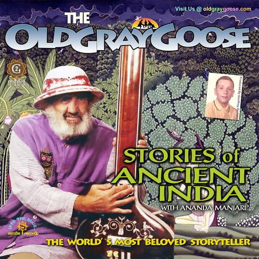 Stories of Ancient India, Geoffrey Giuliano