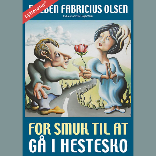 For smuk til at gå i hestesko, Preben Fabricius Olsen