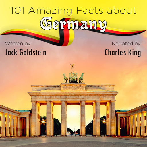 101 Amazing Facts about Germany, Jack Goldstein