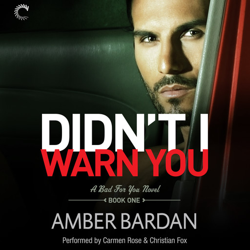 Didn't I Warn You, Amber Bardan