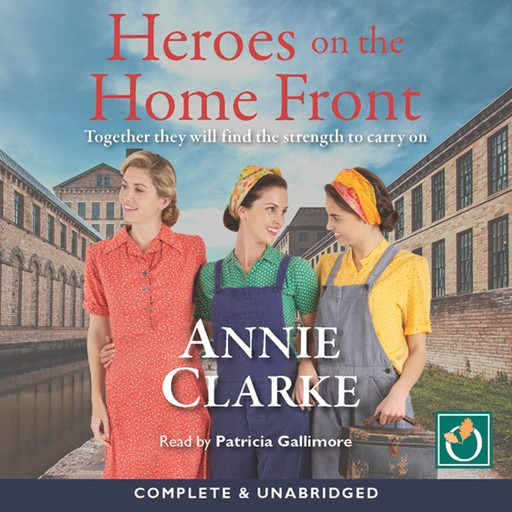 Heroes on the Home Front, Annie Clarke