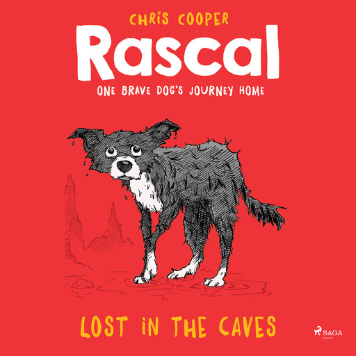 Rascal 1 - Lost in the Caves, Chris Cooper