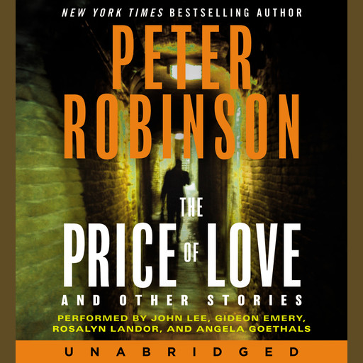 The Price of Love and Other Stories, Peter Robinson