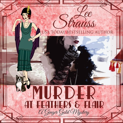 Murder at Feathers & Flair, Lee Strauss