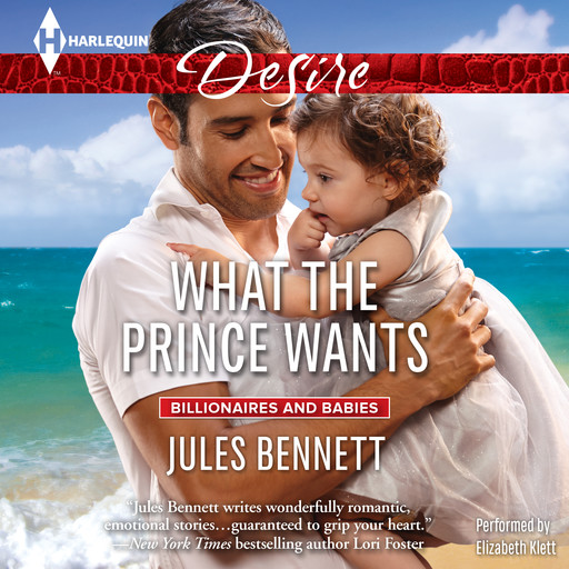 What the Prince Wants, Jules Bennett