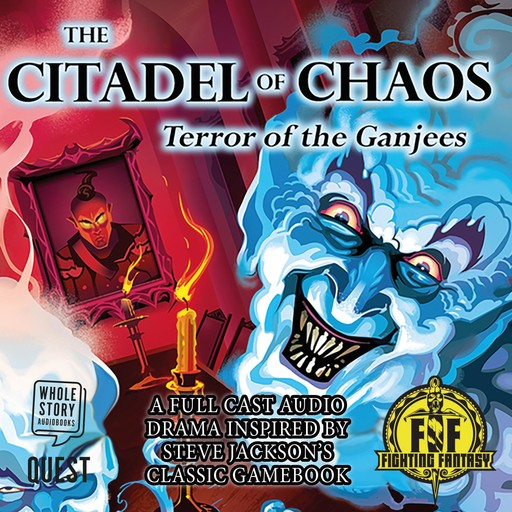 The Citadel of Chaos: The Terror of the Ganjees, David Smith