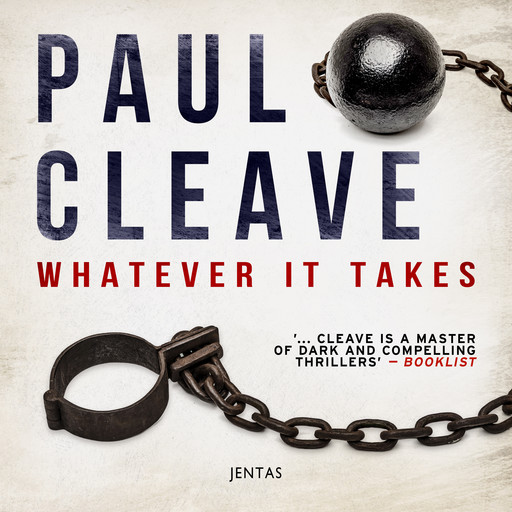 Whatever It Takes, Paul Cleave