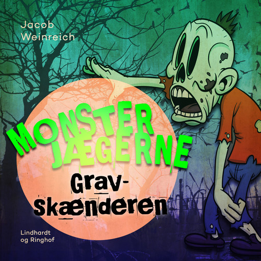 Monsterjægerne - Gravskænderen, Jacob Weinreich