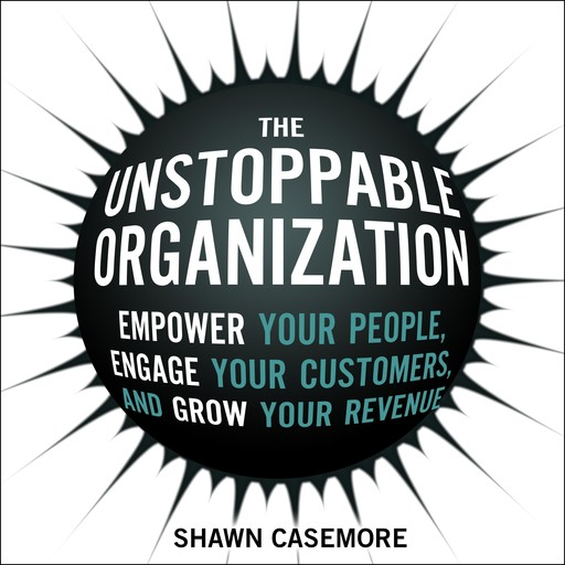 The Unstoppable Organization, Shawn Casemore