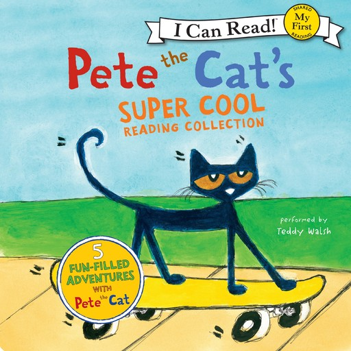 Pete the Cat's Super Cool Reading Collection, James Dean