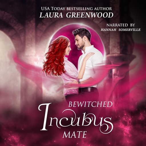 Bewitched Incubus Mate, Laura Greenwood