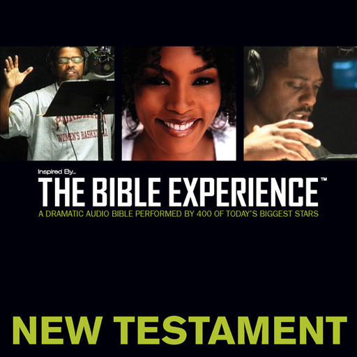 Inspired By … The Bible Experience Audio Bible - Today's New International Version, TNIV: New Testament, Zondervan